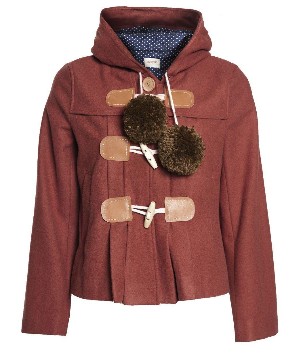 Pom pom duffle jacket gorman | Fashion | Pinterest | Charlotte ...