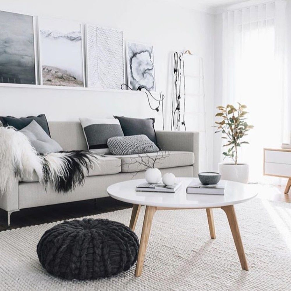 35 inspiring scandinavian living room design | scandinavian living