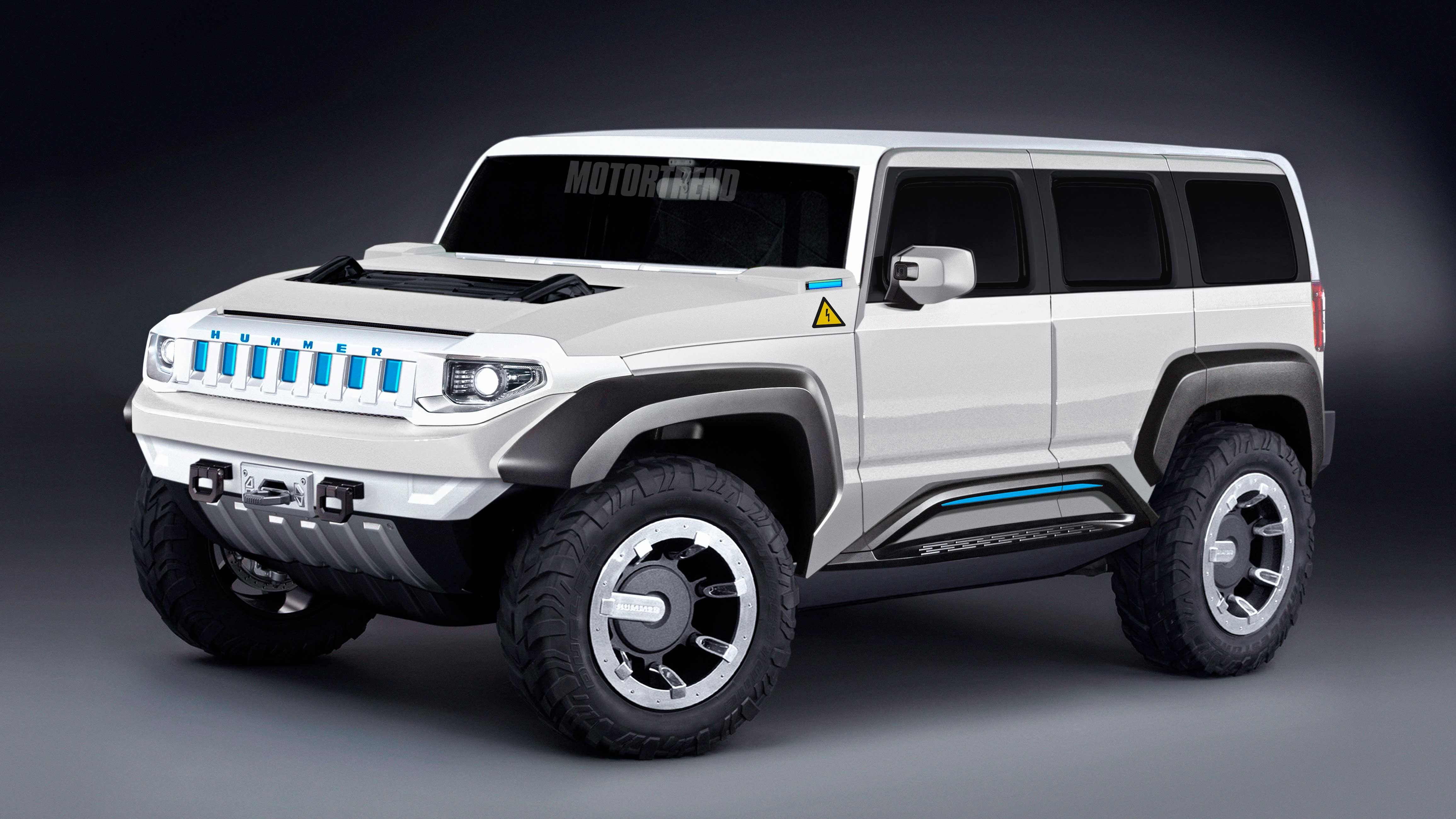 Hummer Could Be Making A Comeback As An Electric Suv Maker