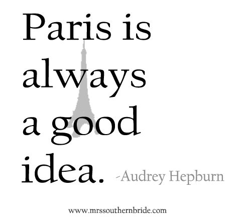 Go to Paris, lose yourself in its alleys and misty lamp-lighted streets. Traverse among its cobble-stoned streets and soak in its rich history and electric romance vibe!    - Maureen Jane Carey