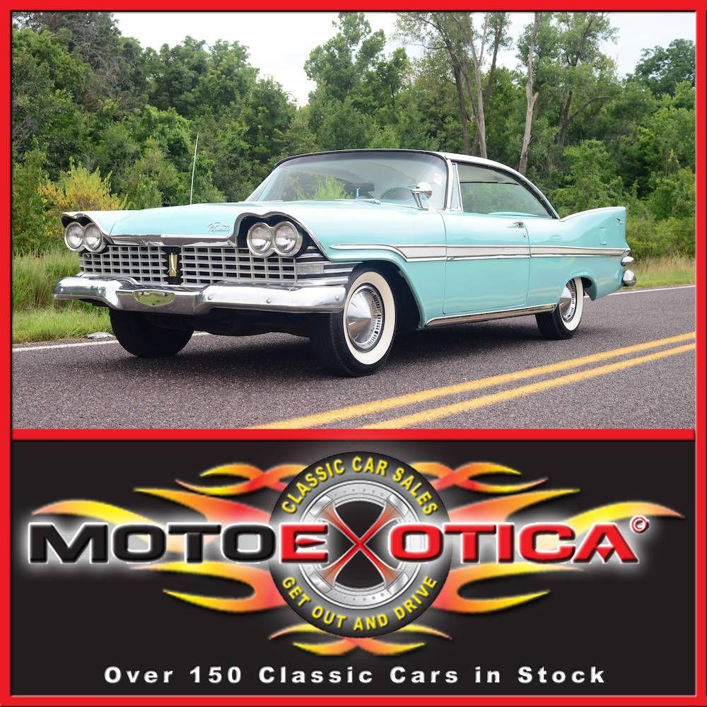 1959 Plymouth Fury MotoeXotica.com Classic Car Sales | Mopar or No ...