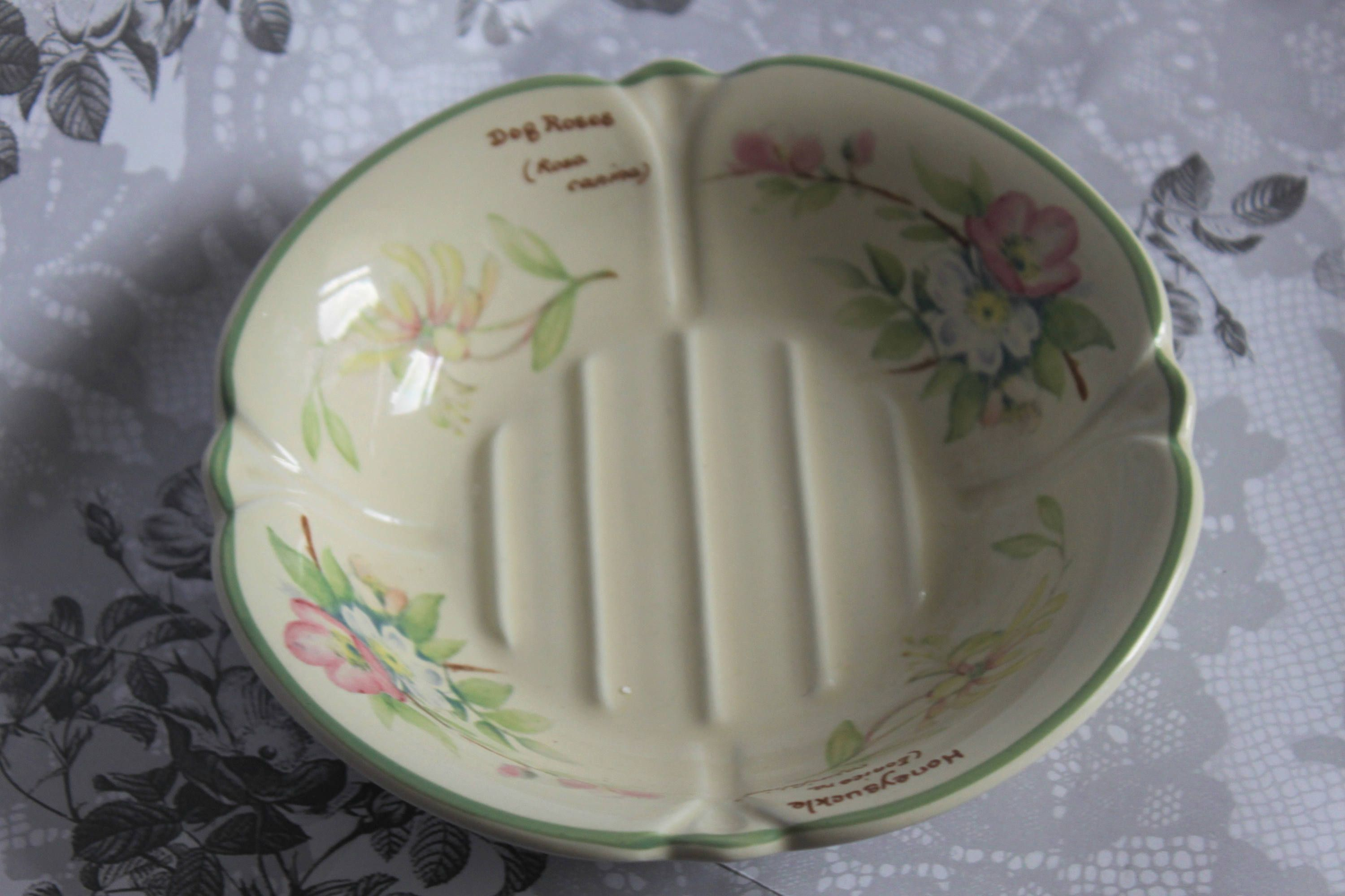 Royal Winton Soap Dish Country Diary Of An Edwardian Lady