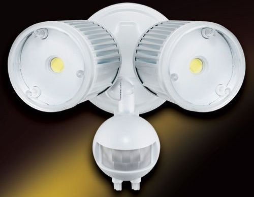 Led Outdoor Flood Light Bulbs Entrancing Led Outdoor Security Floodlight  Tools & Home Improvement Decorating Design