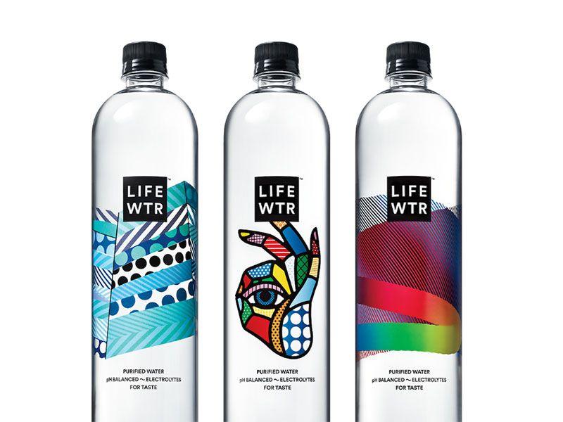 Pepsico Buscara Impulsar Ventas De Agua Premium Con Su Empaque