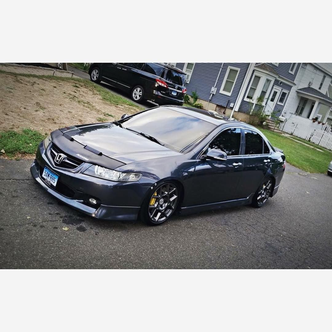 Looking Good On TLS Rims Owner Tagowner Tsxclub Tsx Cl Cl - Are acura tl good cars