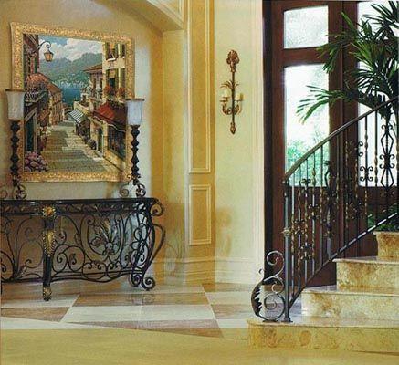 italian decorating styles - Bing Images Italian decor Pinterest