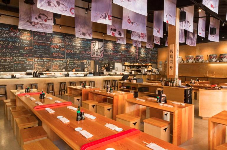 Sushi Bayashi Trinity Groves Dallas Japanese Food