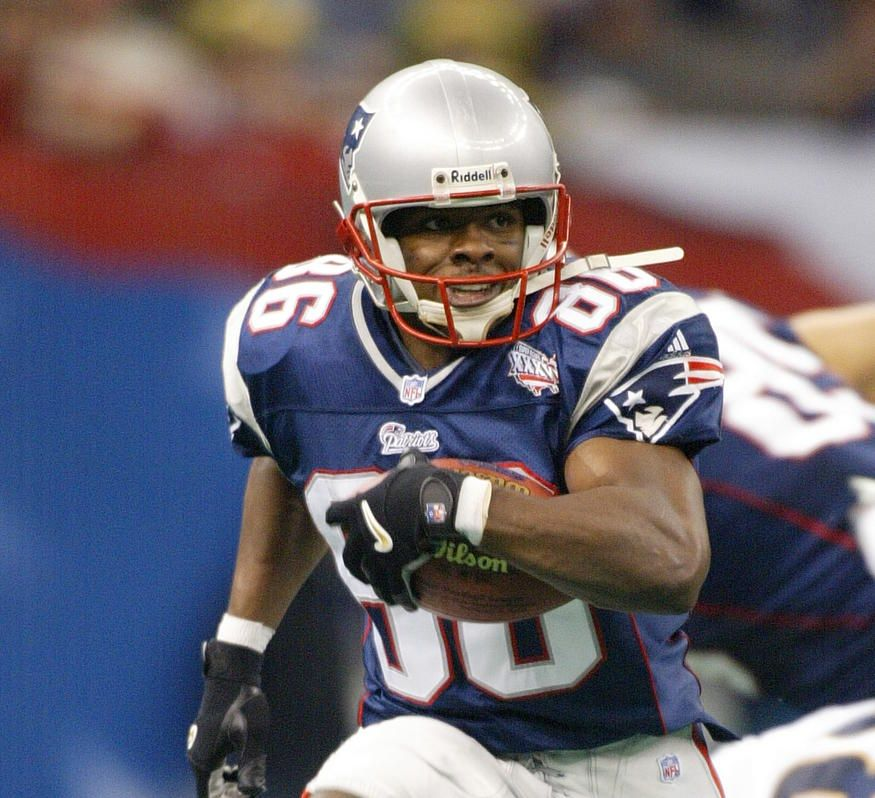 Where Are They Now: David Patten   Patriots fans, England ...