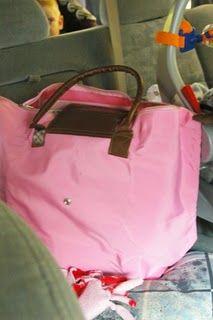 Mary Poppins Road Trip Bag Ideas.