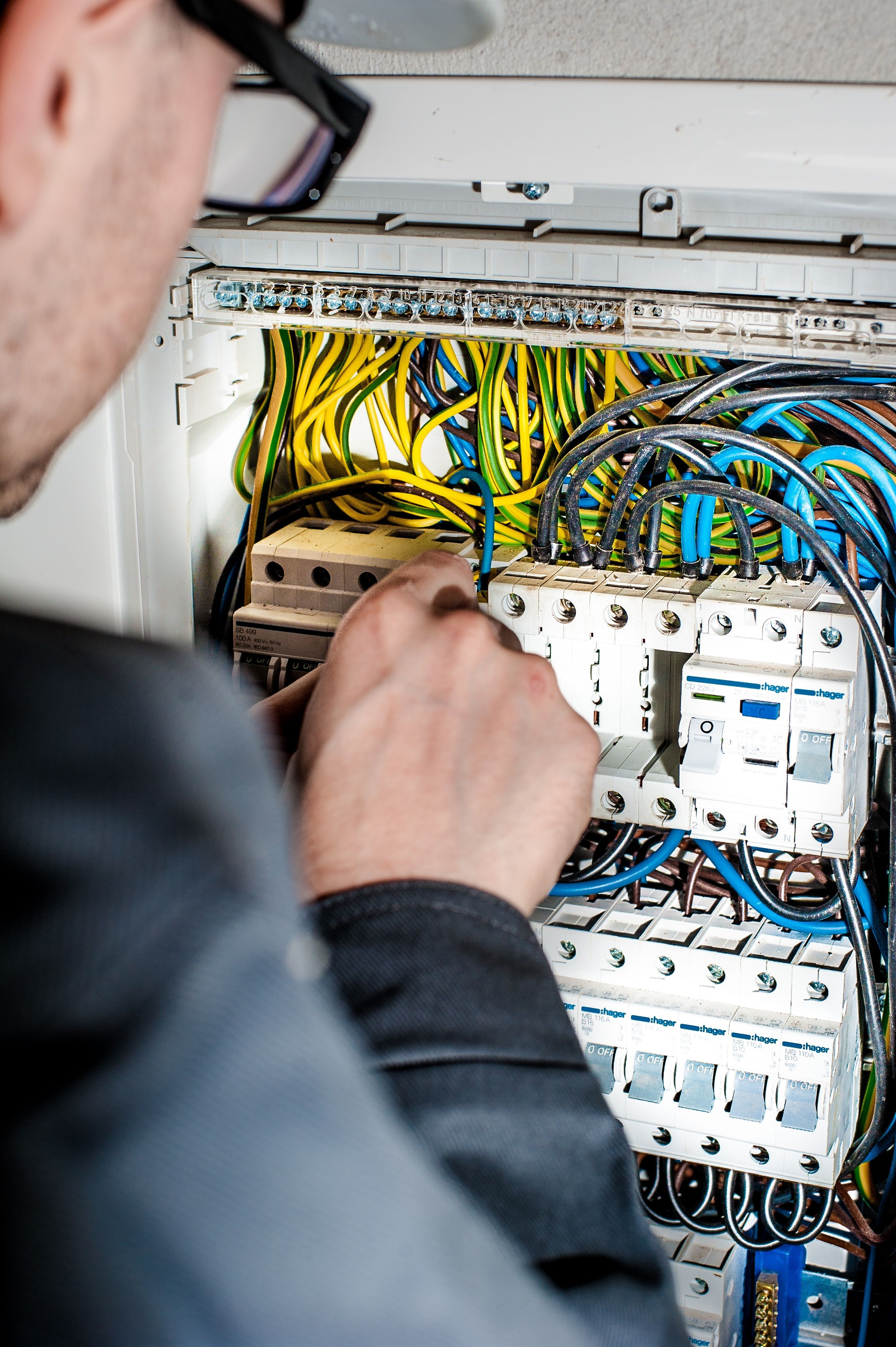 The Electrical Panel And Circuit Breaker Configuration Should Be Adequate For The Need Electrical Problems Electrical Safety Commercial Electrical Contractors