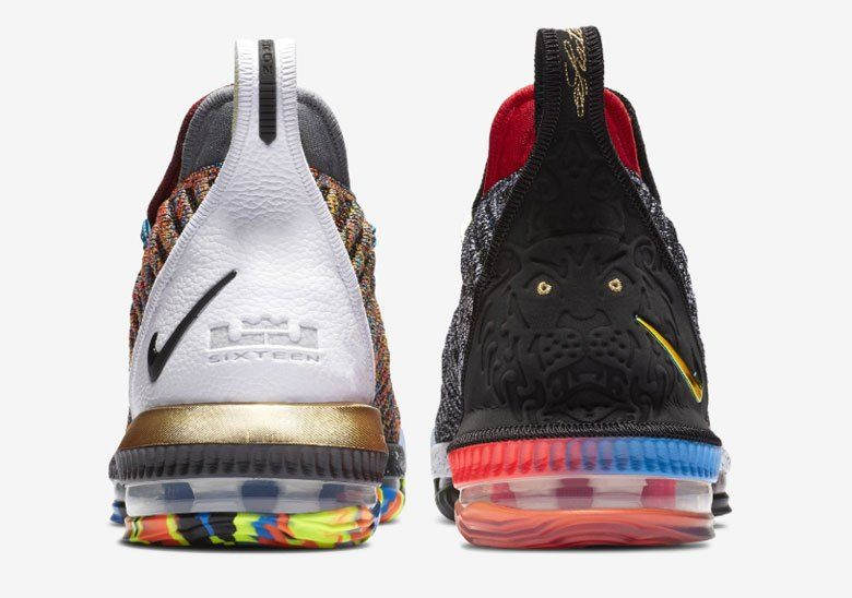 f12d221c061c What The LeBron 16 - First Look