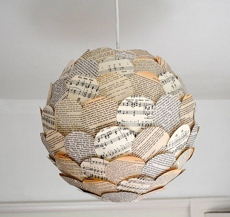 Lamp Of Paper: Astonishing Paper Lamp Shade Template And Do It Yourself