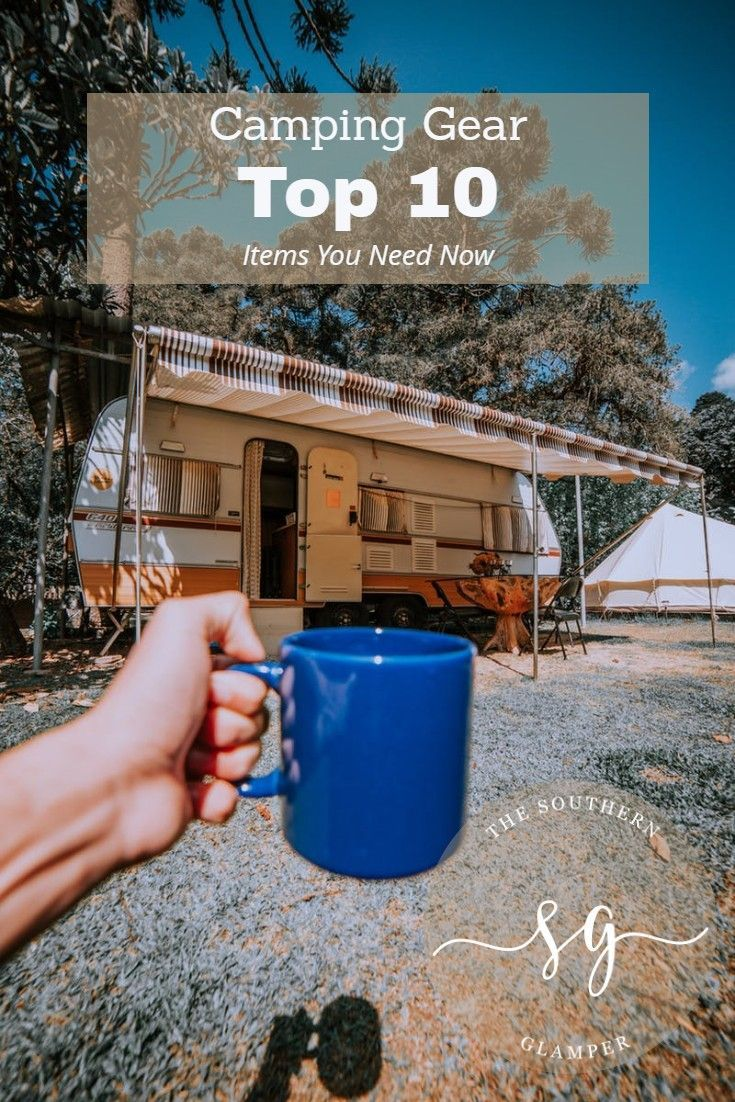 Top pieces of camping gear pinterest camp gear camping and rv