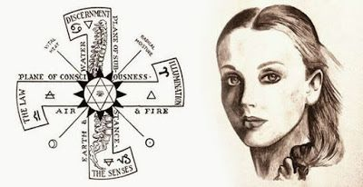 The Woman Behind Hitler's Flying Saucers   Maria Orsic [Orschitsch], the Vril Society and Aldebaran   Stillness in the Storm