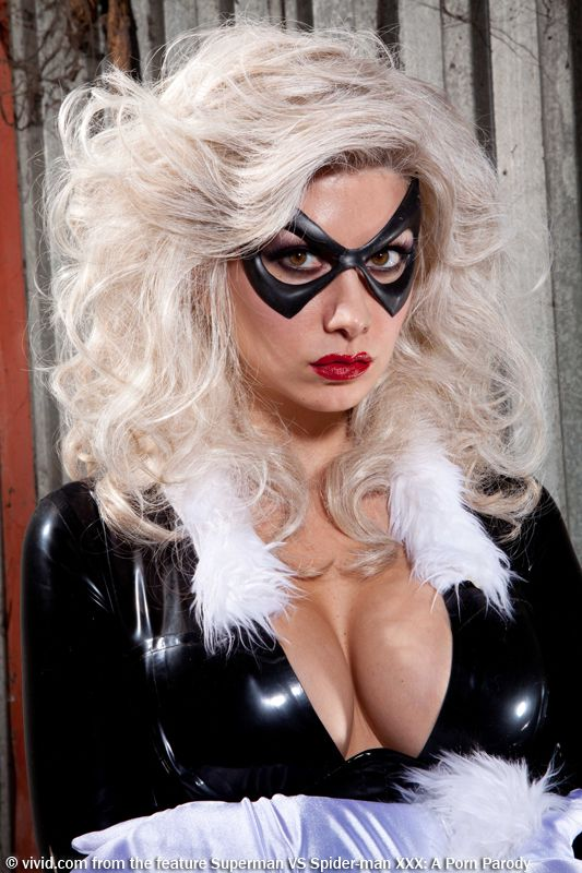 character black cat felicia hardy from marvel comics 39 the amazing spider man 39 cosplayer. Black Bedroom Furniture Sets. Home Design Ideas