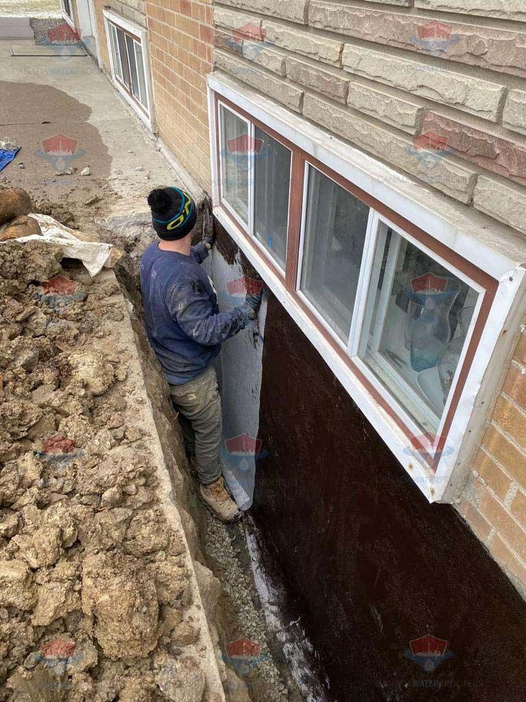 basement repair service