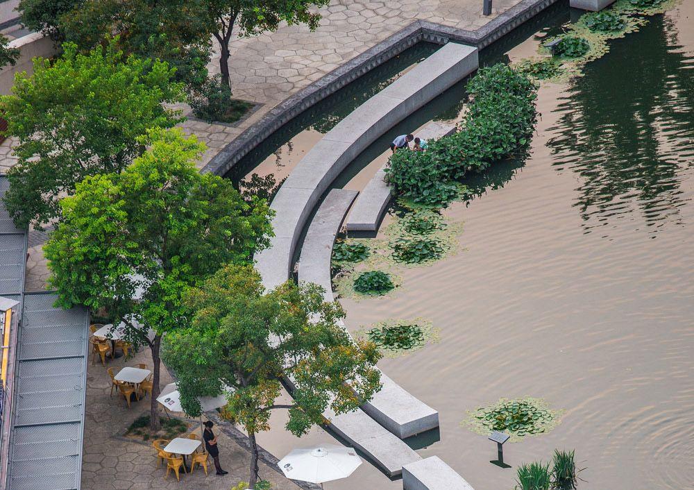 Zhangjiagang Town River Reconstruction, China / BOTAO 谷德设计网