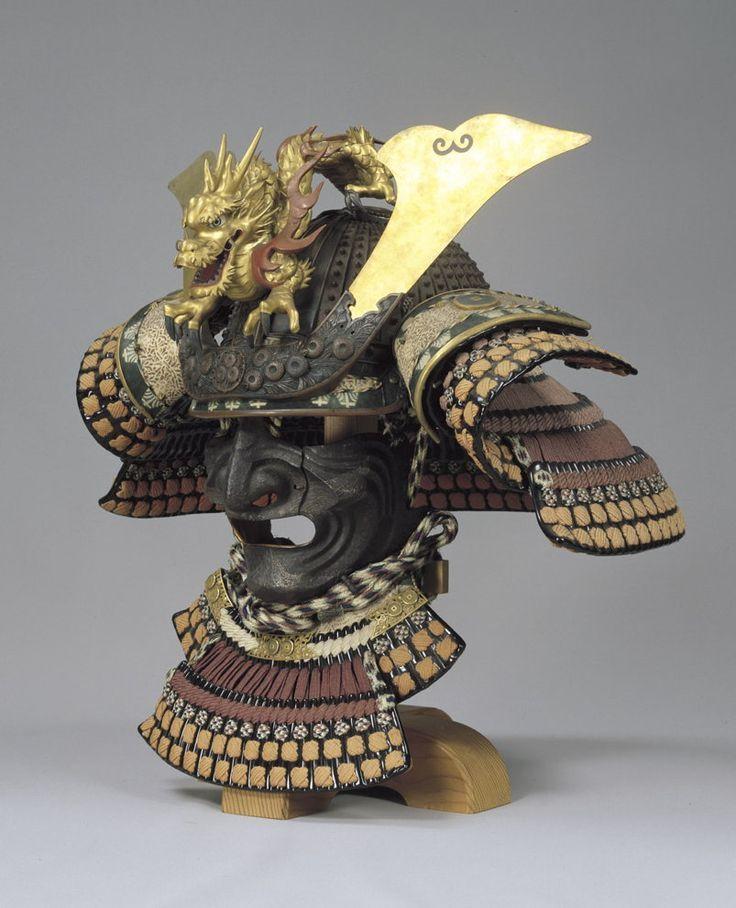 Samurai Armor Leather And Steel In 2018 Pinterest Rüstung