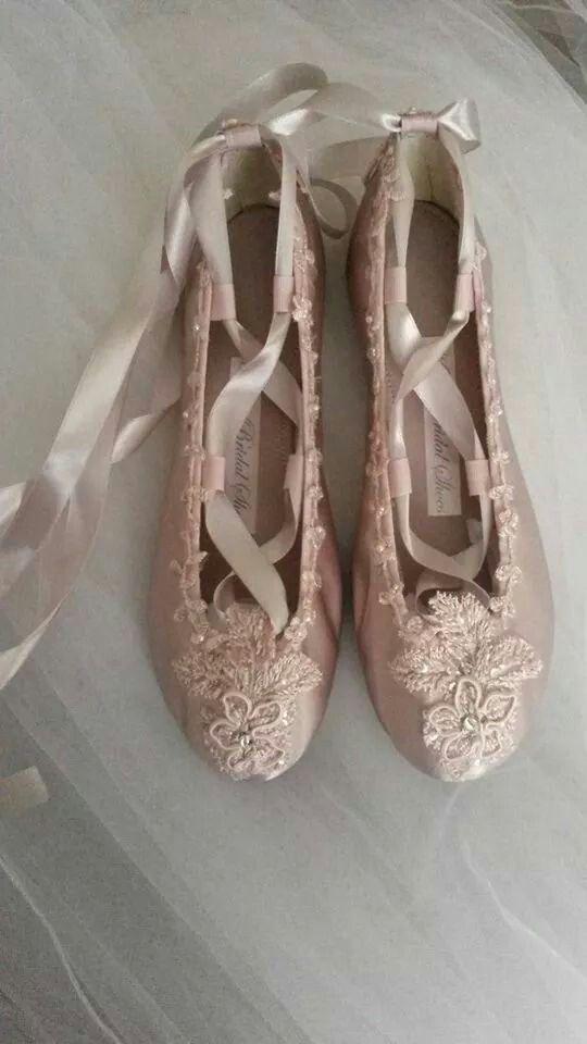 08180d1a6bb Kahli Bridal ballet shoes Www.kahlilifestyle.com