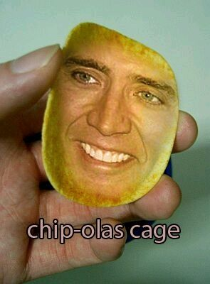 Chipolas Cage lol Nicholas Cage Face e3a636b5c8be3