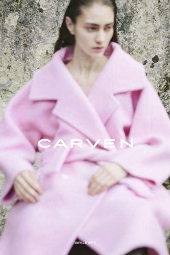 Carven's Fall Ads Are Intentionally Eye-Blurringly Beautiful