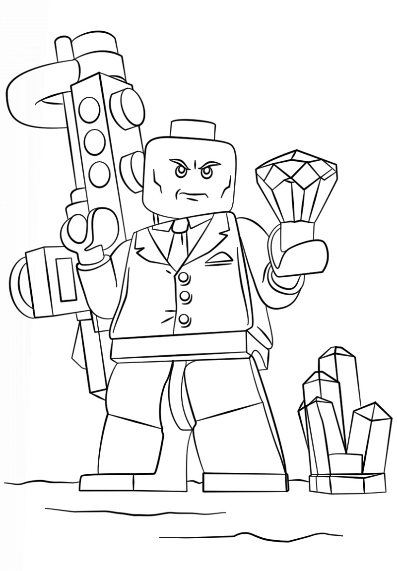 Lego Superman Coloring Pages Lex Luthor Educative Printable Superman Coloring Pages Coloring Pages Free Printable Coloring Pages