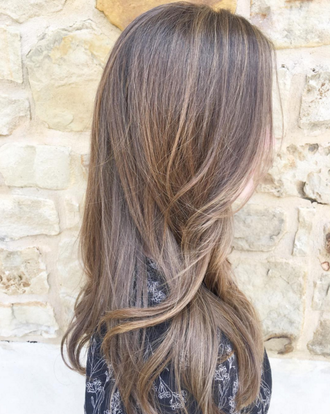 A Natural Looking Balayage Is All You Need To Mimic Beachy