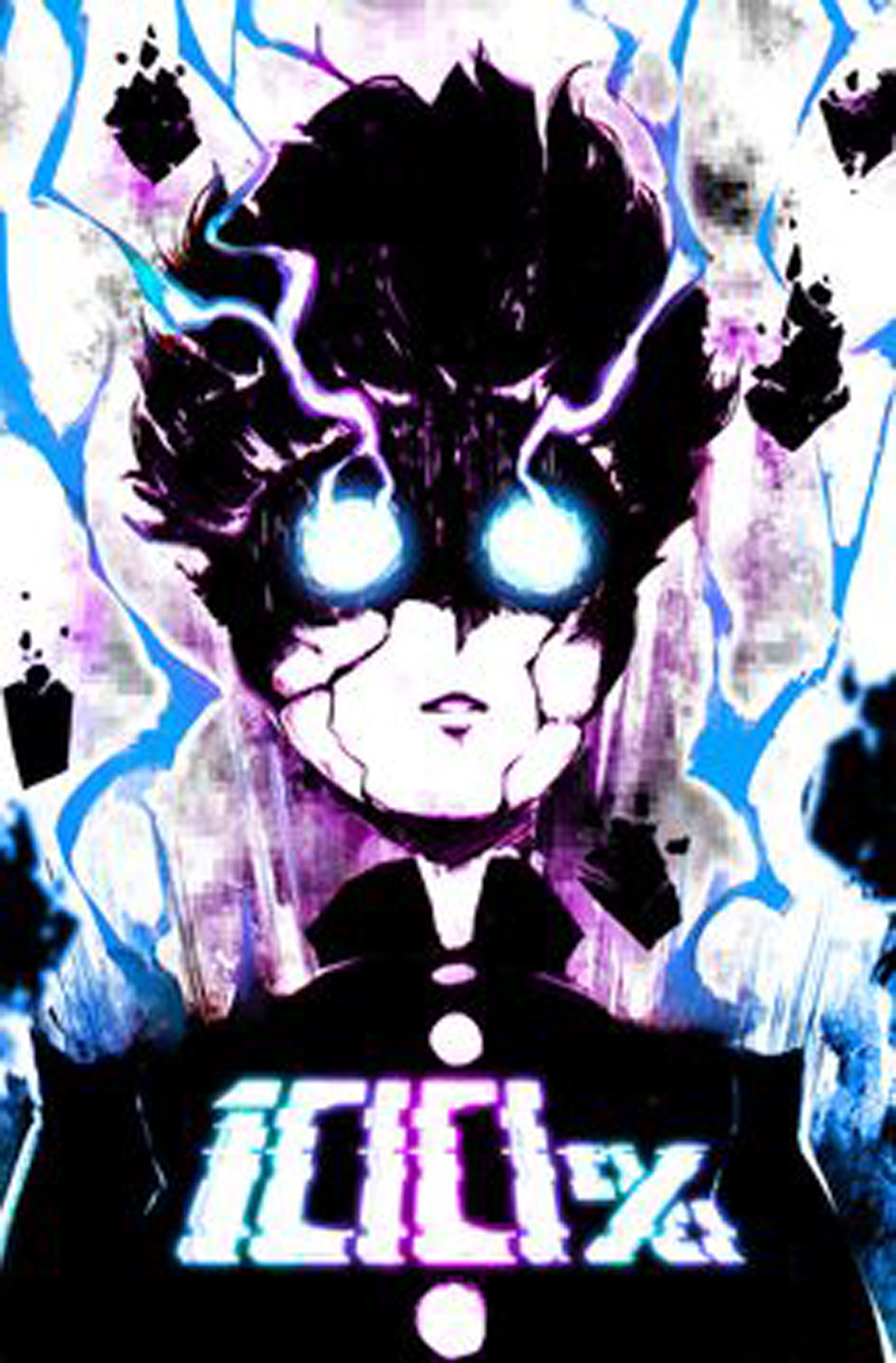 Live Art Shop Redbubble Mob Psycho 100 Anime Mob Psycho 100 Wallpaper Psycho Wallpaper