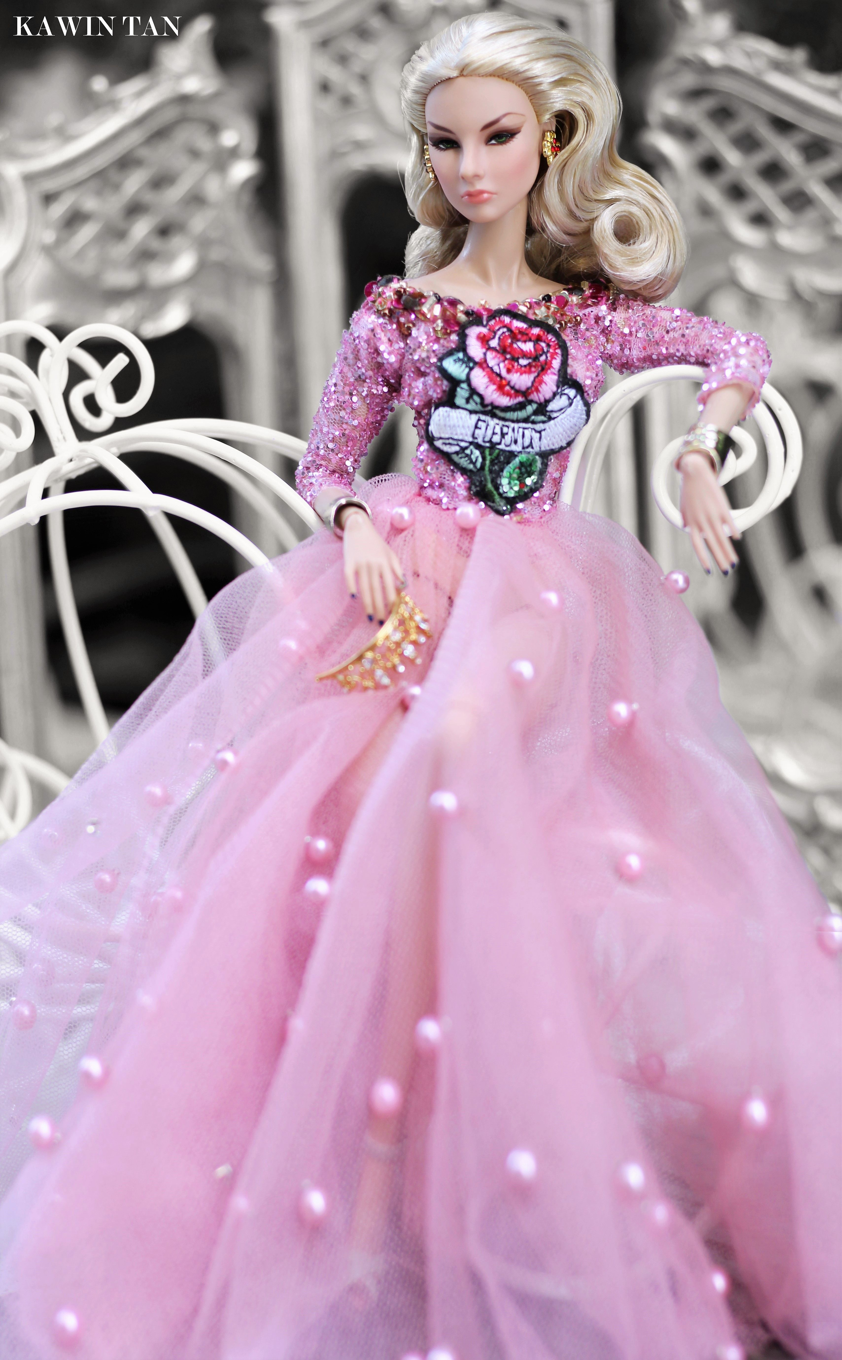 12.28.6 by: Kawin Tan | Barbies & Dolls! (12) | Pinterest | Barbie ...