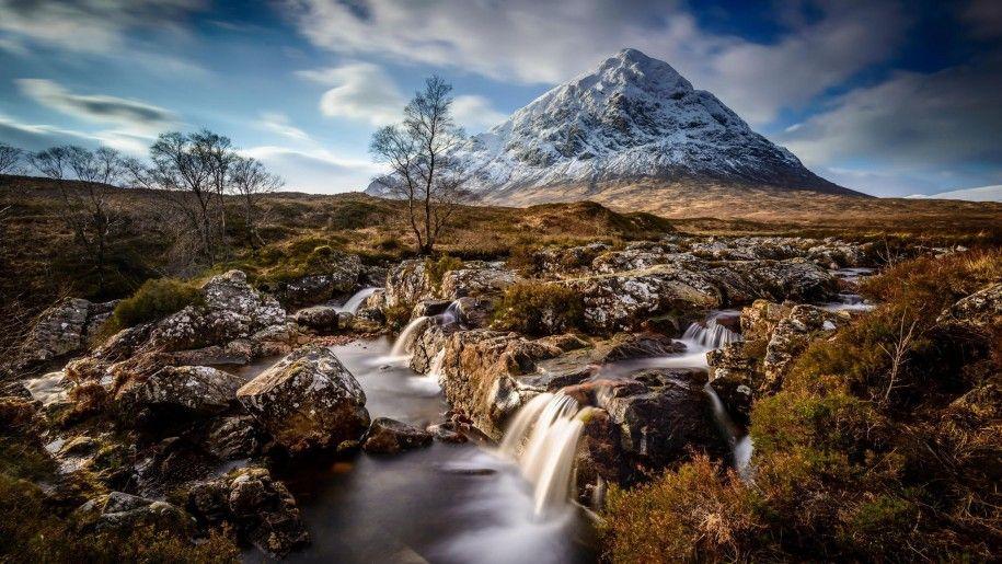 Scottish Highlands Hdr Landscape Mountain Hd Wallpaper 1876281 Nature Wallpaper Mountain Landscape Landscape