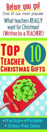 What Teachers Really Want For Christmas By A Teacher