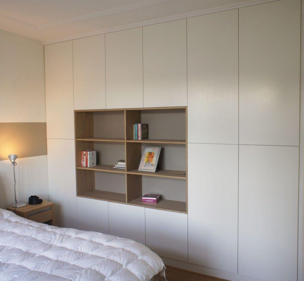 inbouwkast - Google zoeken | Interior - szafa | Pinterest | Bedrooms ...