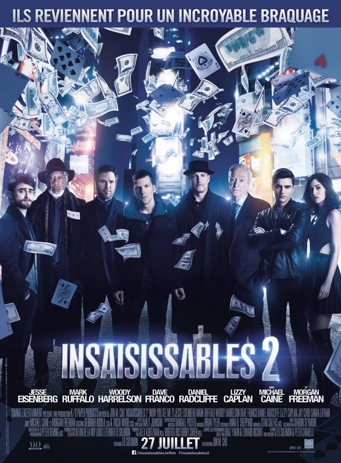 Now You See Me 2 19 Of 19 Recent Movies Movie Posters Films 2016