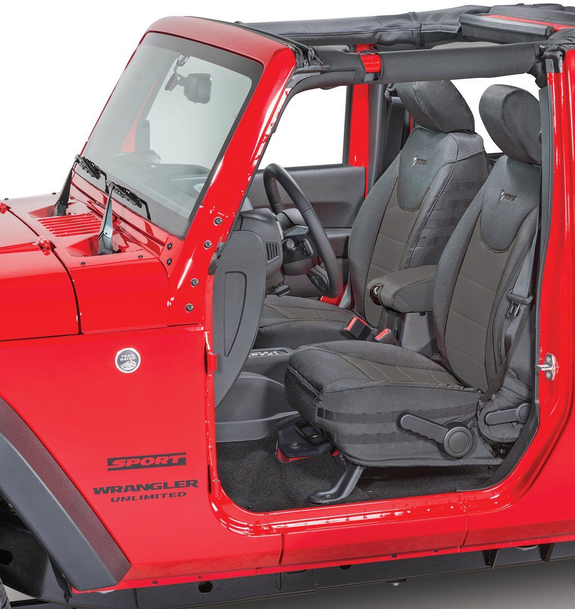 Bartact Mil Spec Super Front Seat Covers For 11 12 Jeep Wrangler Jk Waterproof Seat Covers Seat Covers Jeep Wrangler Jk