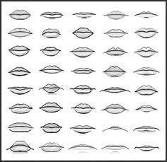 Draw Pattern  Modèles de dessins de bouche Je sais que beaucoup de personnes ne savent pa Draw Pattern  Modèles de dessins de bouche Je sais que beaucoup de...