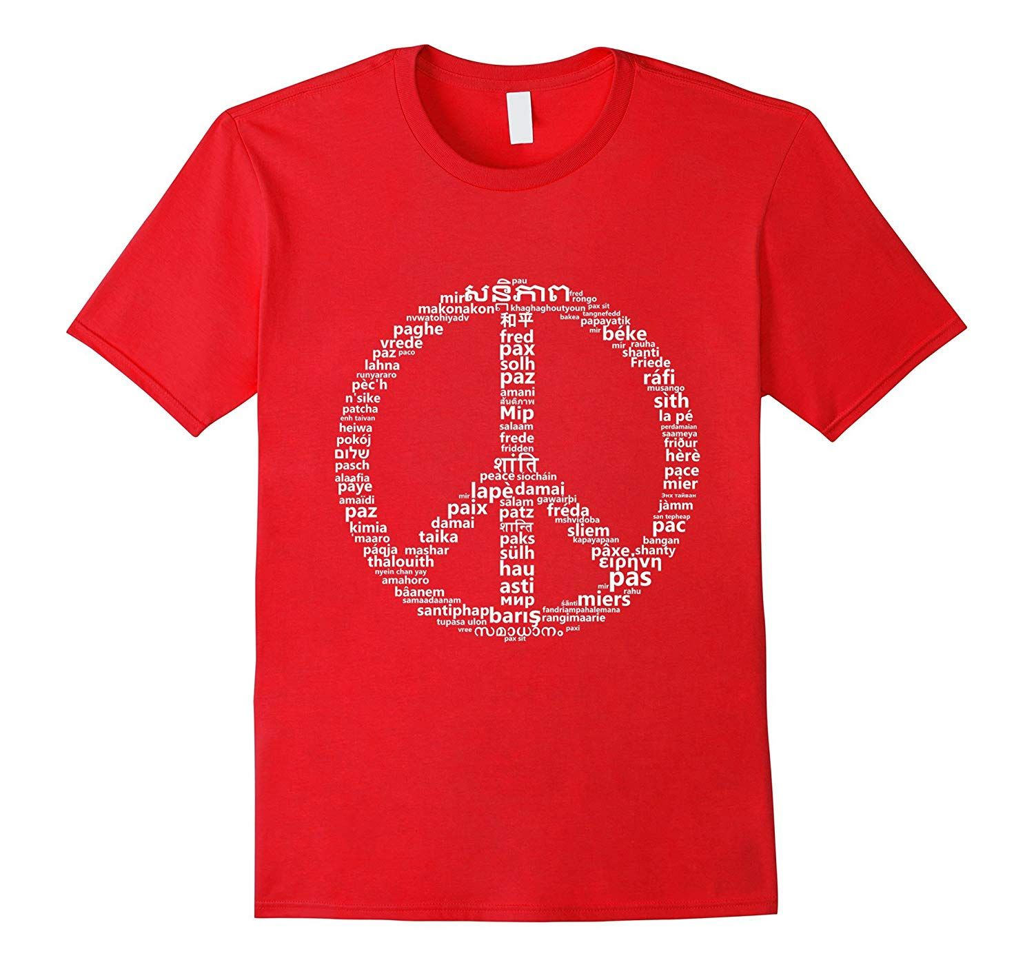 Peace Sign Languages Gift Pray For The World Freedom Shirt Th Peace Sign Languages Gift Pray For The World Freedom Sh Freedom Shirts Free Shirts Shirts