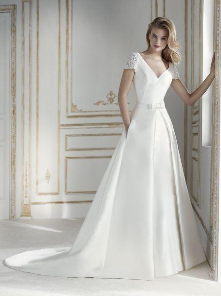 vestidos de novia la sposa 2018: las propuestas más románticas image