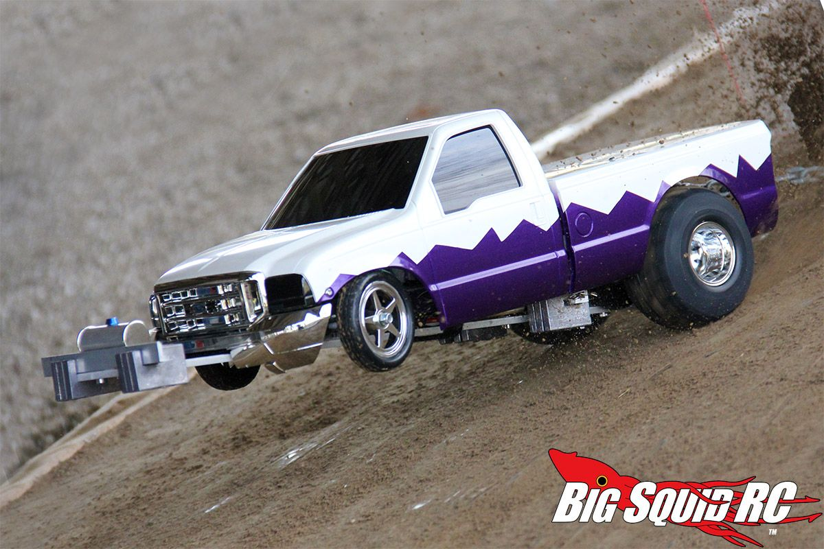 Axial SCX10 Pulling Truck Conversion: Part Two « Big Squid ...