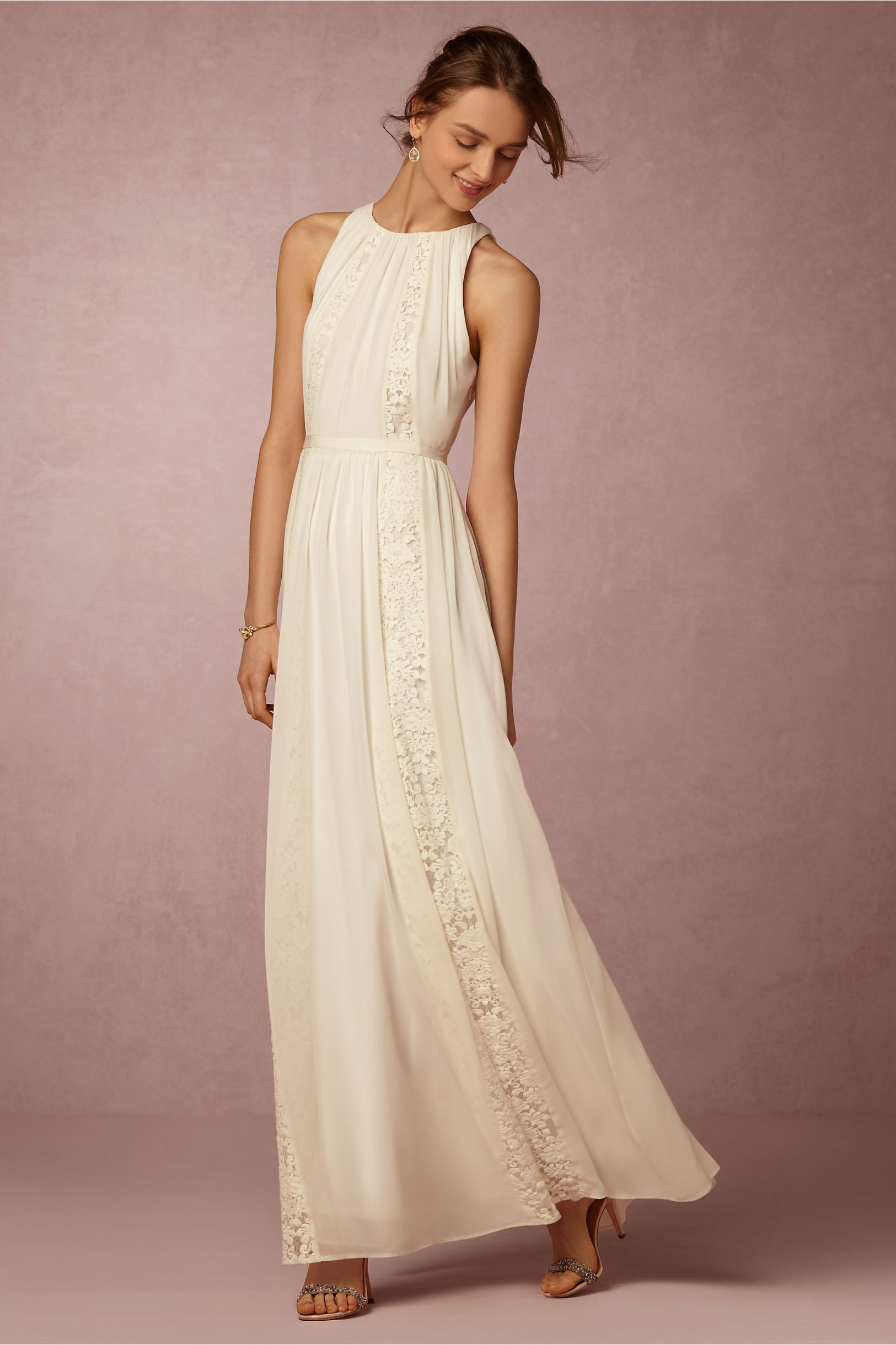 beach wedding dresses cheap BHLDN Chandler Dress in Dresses View All Dresses at BHLDN