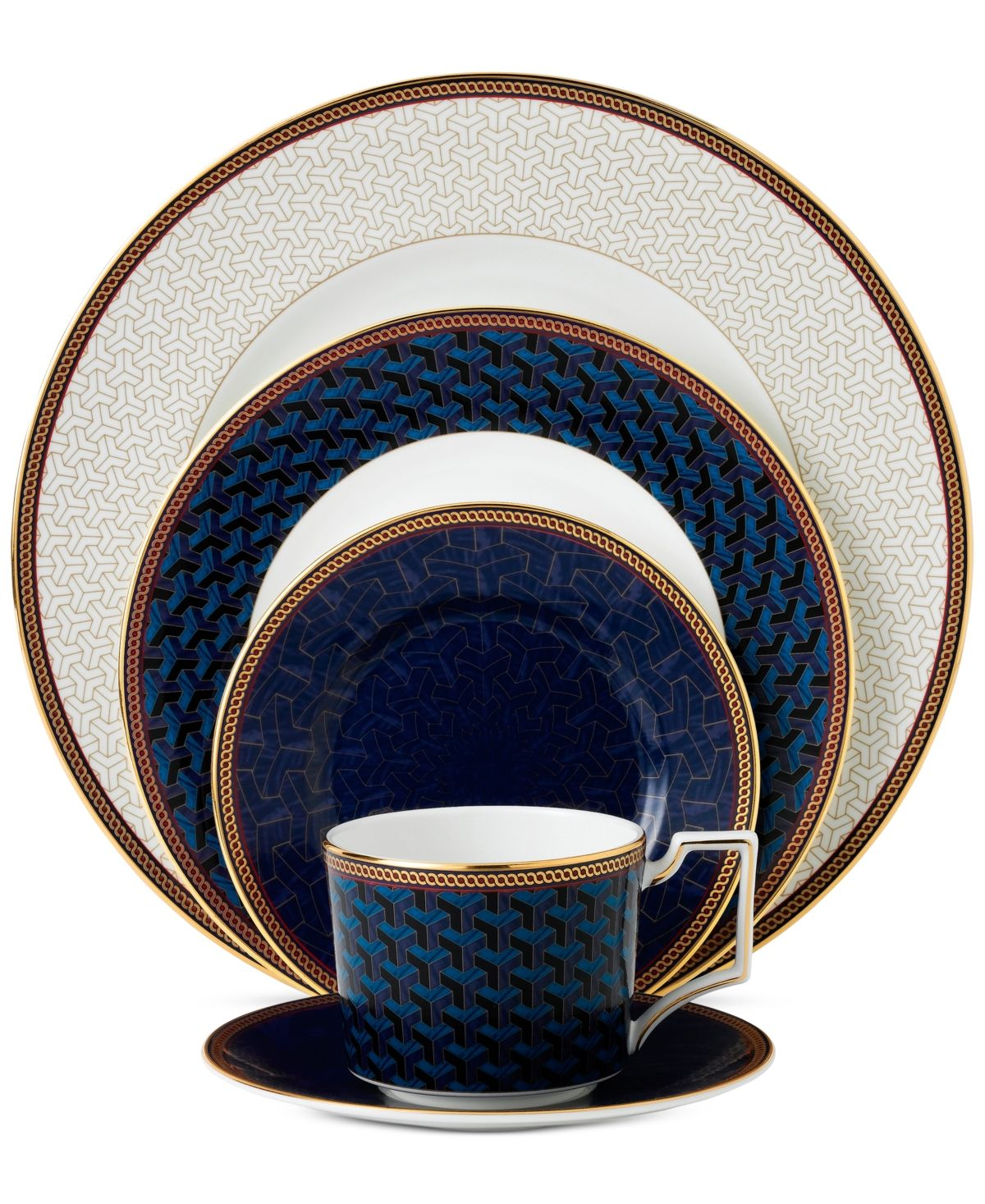 Wedgwood Byzance Dinnerware Collection & Reviews Fine