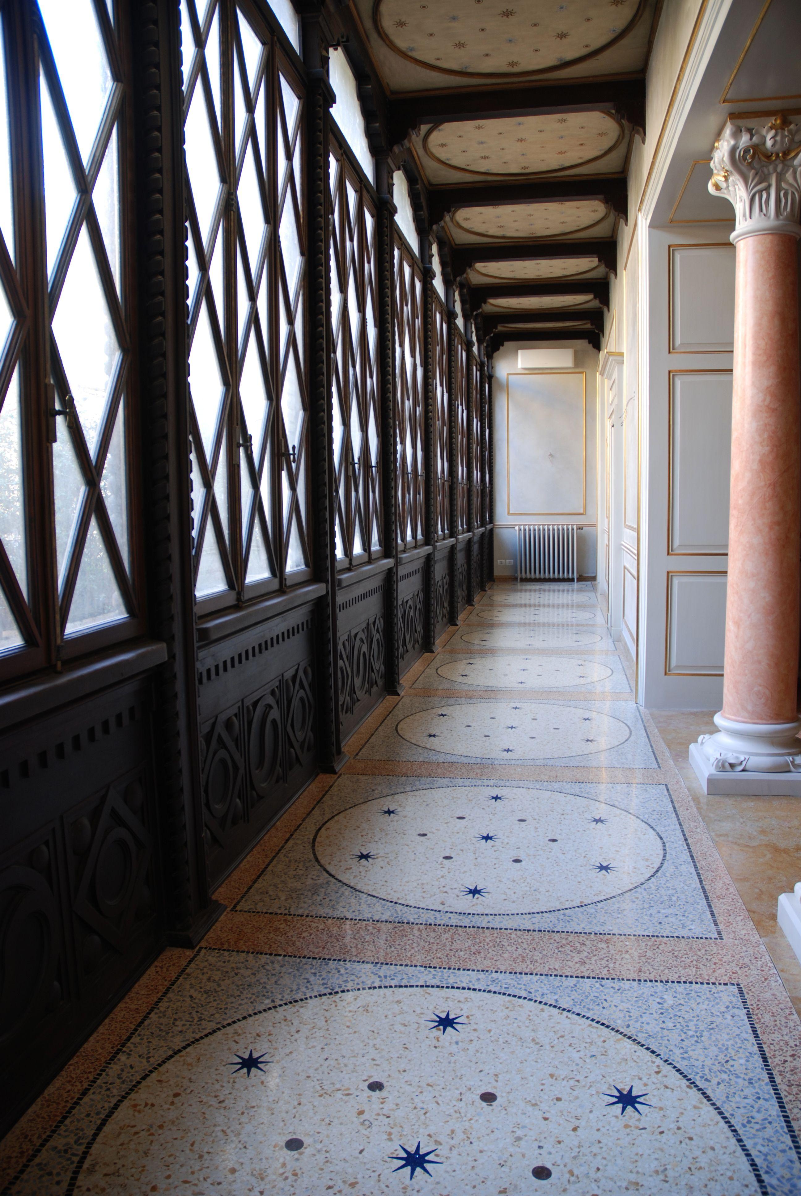 Pavimento In Terrazzo Alla Veneziana terrazzo alla veneziana in casa storica a verona terrazzo