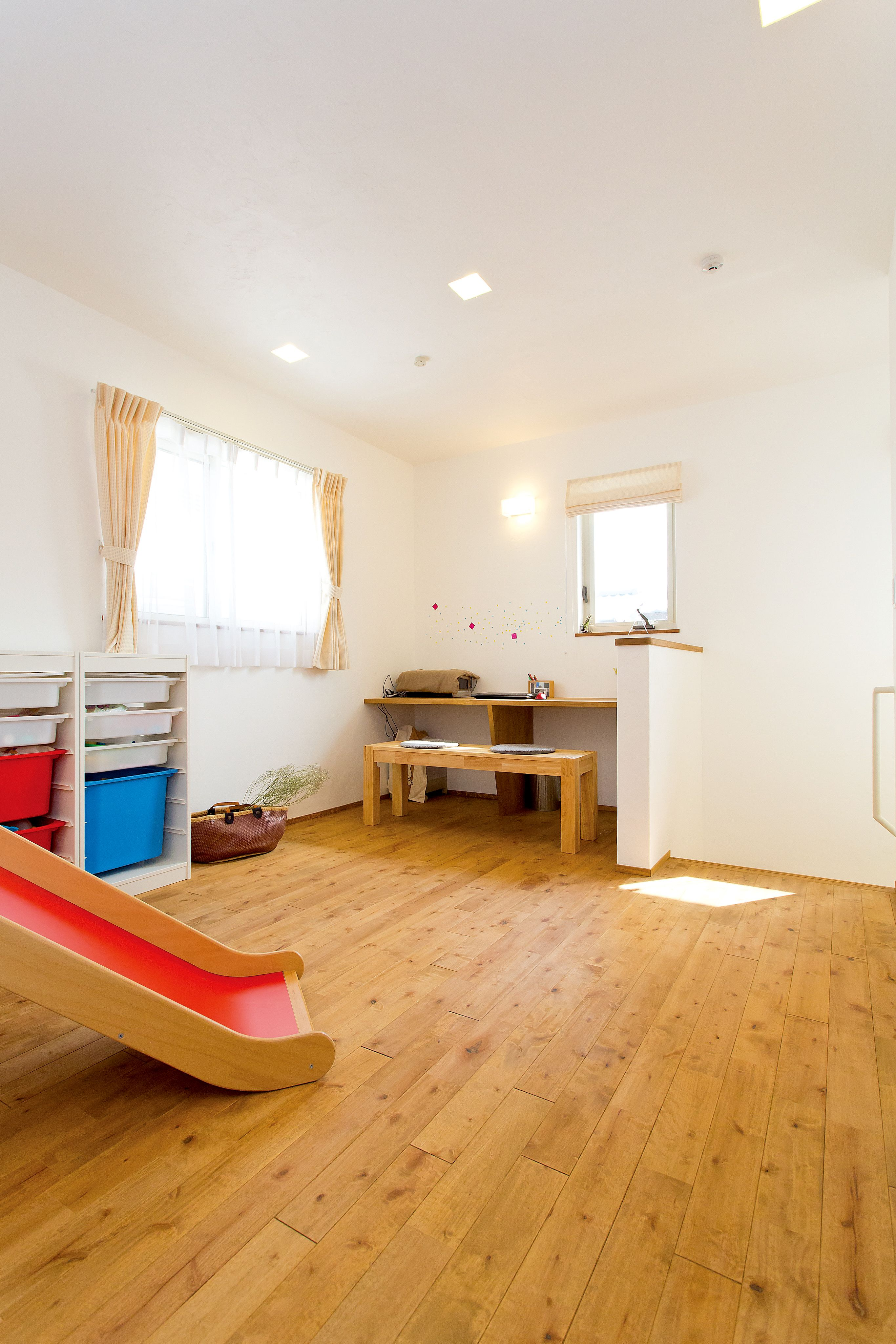 ケース41 模様替え 勉強スペース 無添加住宅