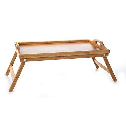 Home Basics Bamboo Bed Tray