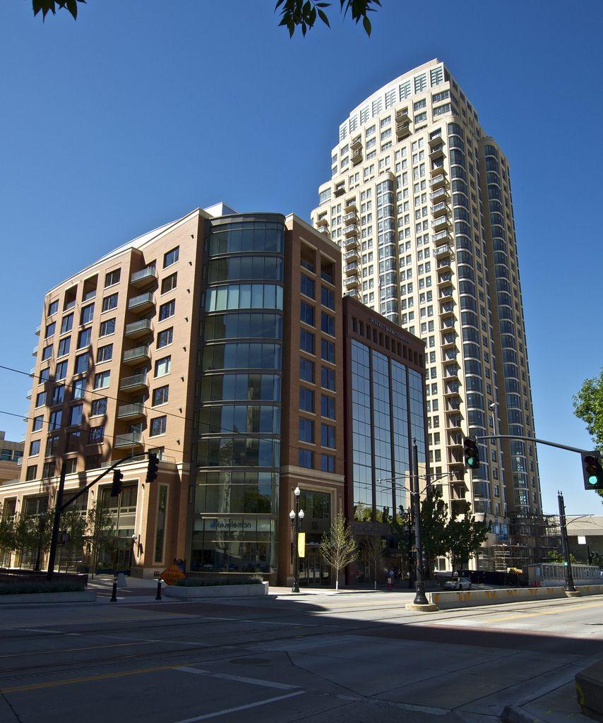 Salt Lake City Utah Homes: Promontory Residential Tower, City Creek Center, South