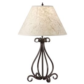 Waterbury Table Lamp Craft Ideas Iron Table Wrought Iron