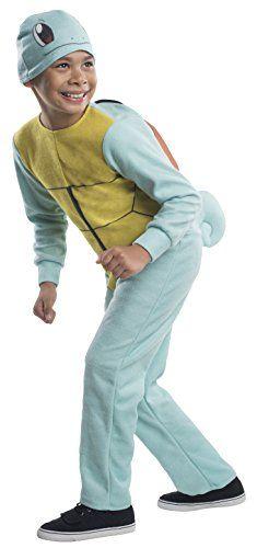 Rubieu0027s Costume Pokemon Squirtle Child Costume Medium Ru... //  sc 1 st  Pinterest & Rubieu0027s Costume Pokemon Squirtle Child Costume Medium Ru... https ...