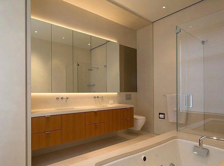armario de espelho para banheiro  Pesquisa Google  Armário bwc  Pinterest  -> Armario De Banheiro Com Espelho Inox