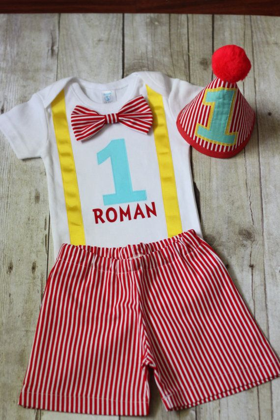 d14a43bce Carnival Circus 1st birthday outfit Carnival firsts birthday outift ...
