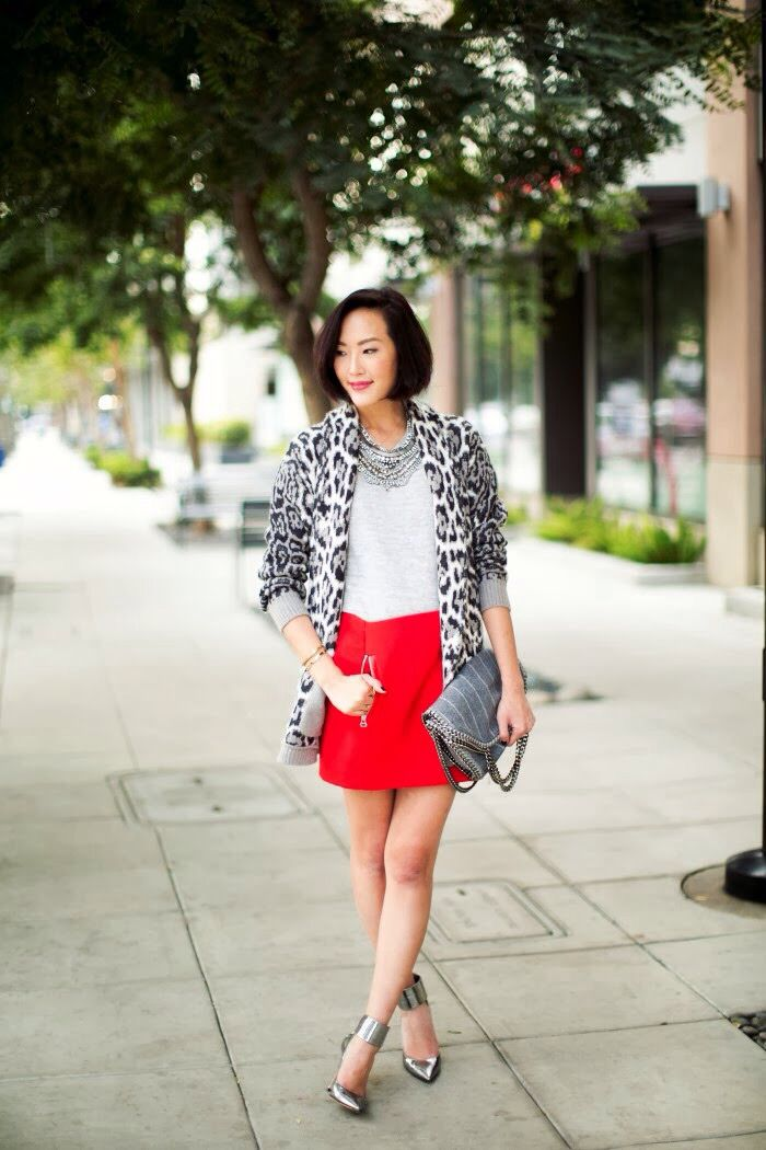 She always does it classy! Chriselle Lim