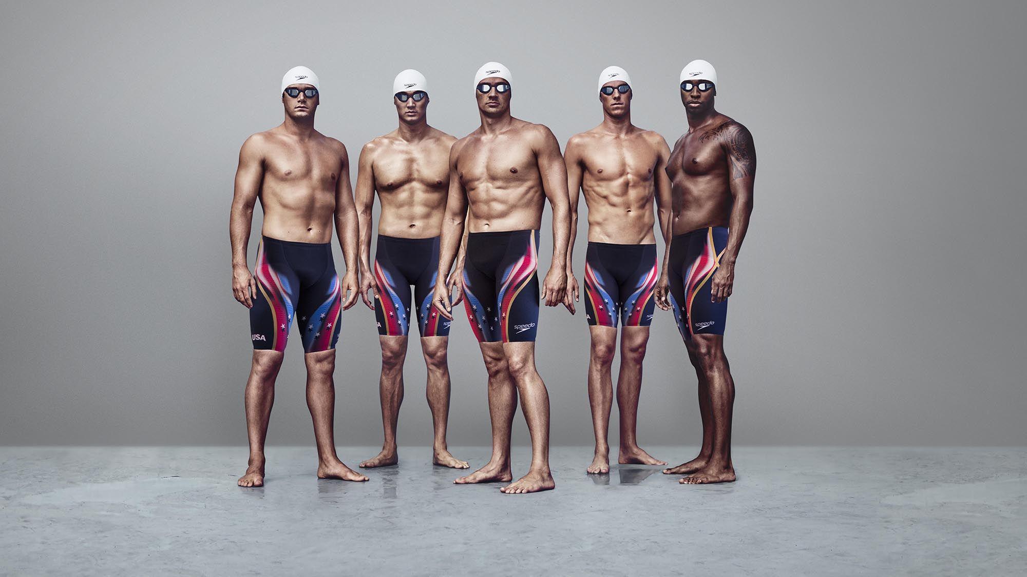 Nike Roshe Courir Hommes 2016 Équipe De Natation Olympique